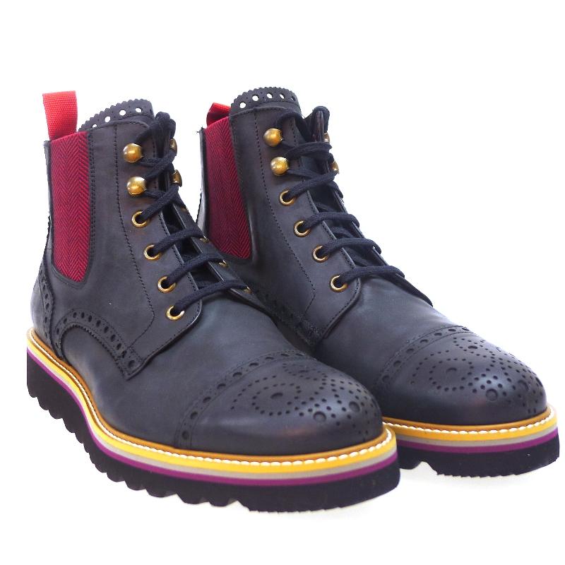 zapatos-de-hombre-botas-biker