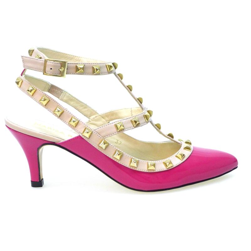Zapatos Valentino Rosas
