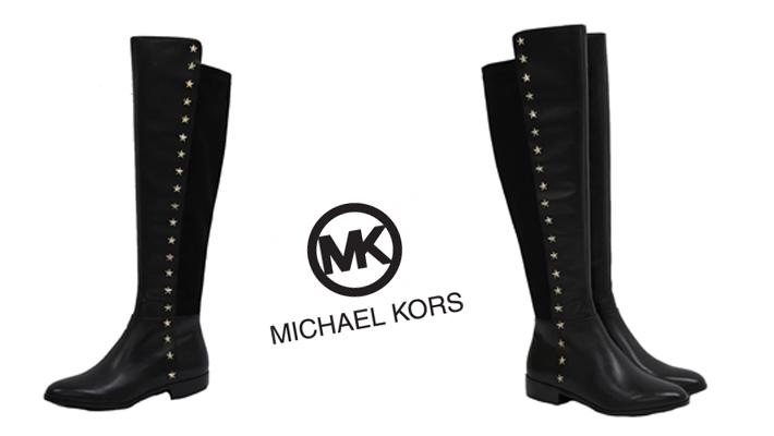 Botas mosqueteras de mujer Michael Kors