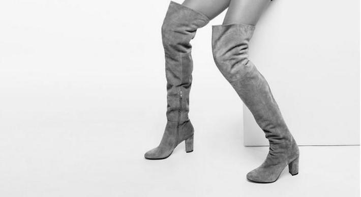 Botas mosqueteras de mujer Toral