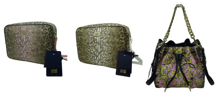 Complementos de invierno de mujer bolsos Class Cavalli