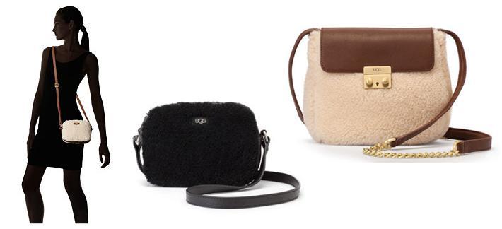 Complementos de invierno de mujer bolsos Ugg