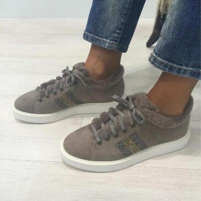 Sneakers strass Lola Cruz