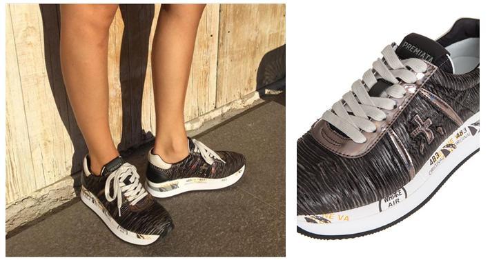 Zapatillas casual de mujer Premiata