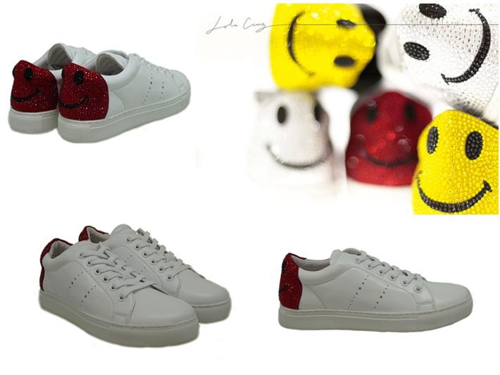Zapatillas smile Lola Cruz