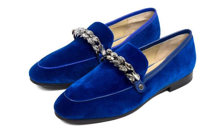 Zapato plano loafers Lola Cruz