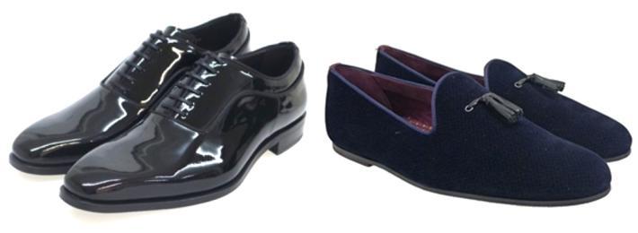 Zapatos en Zaragoza ceremonia hombre