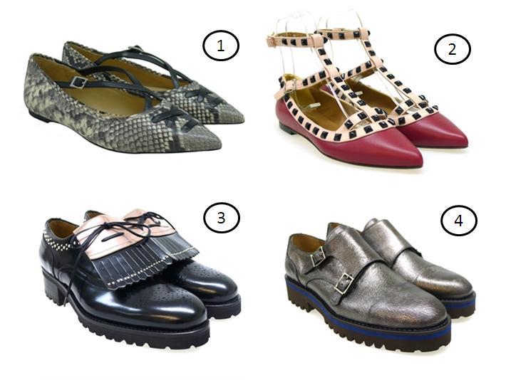 Zapatos mujer planos