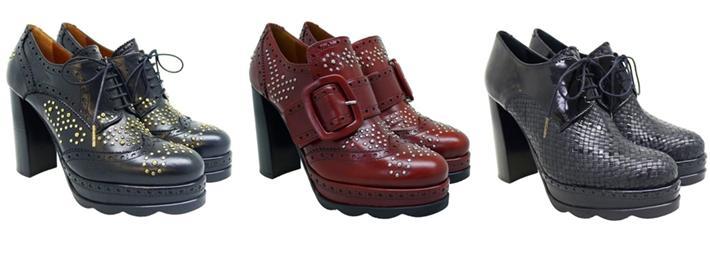 Zapatos y botines Pons Quintana con tacón