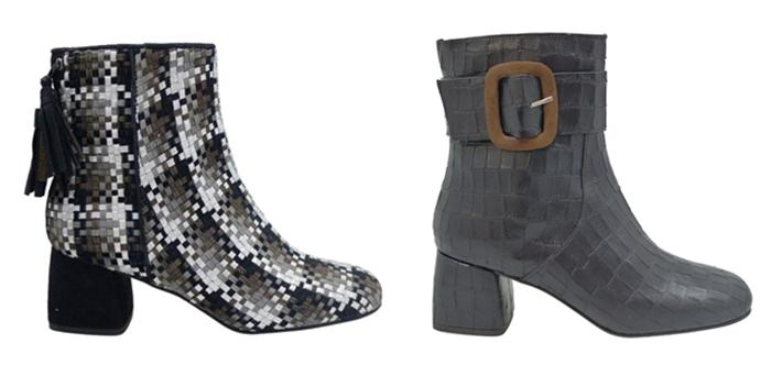 Zapatos y botines Pons Quintana tacón bajo