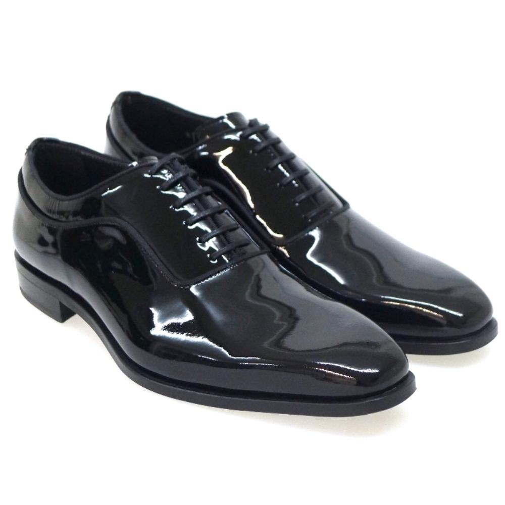 Zapato cordón vestir Pertini 21487 Ch Negro