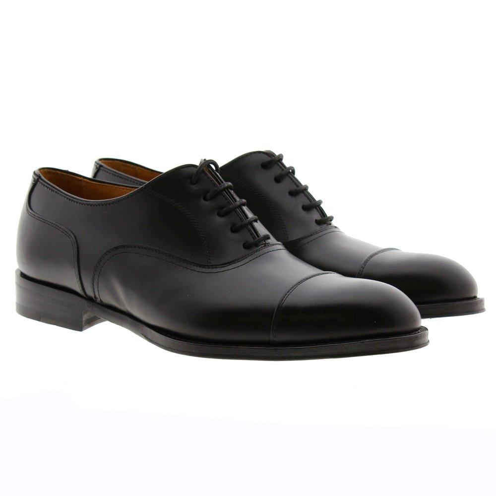 Zapato blucher ceremonia caballero Calce 10809 Negro