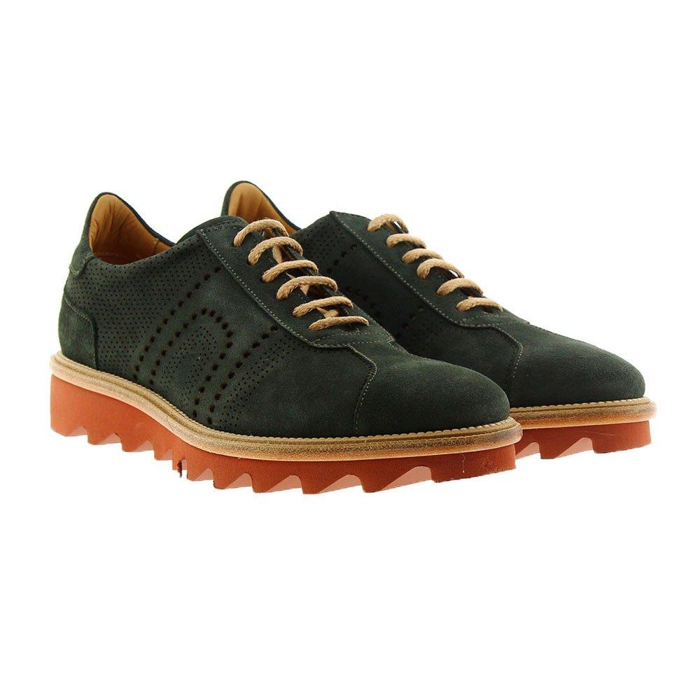 Zapato cordón suela dentada caballero Calce 633