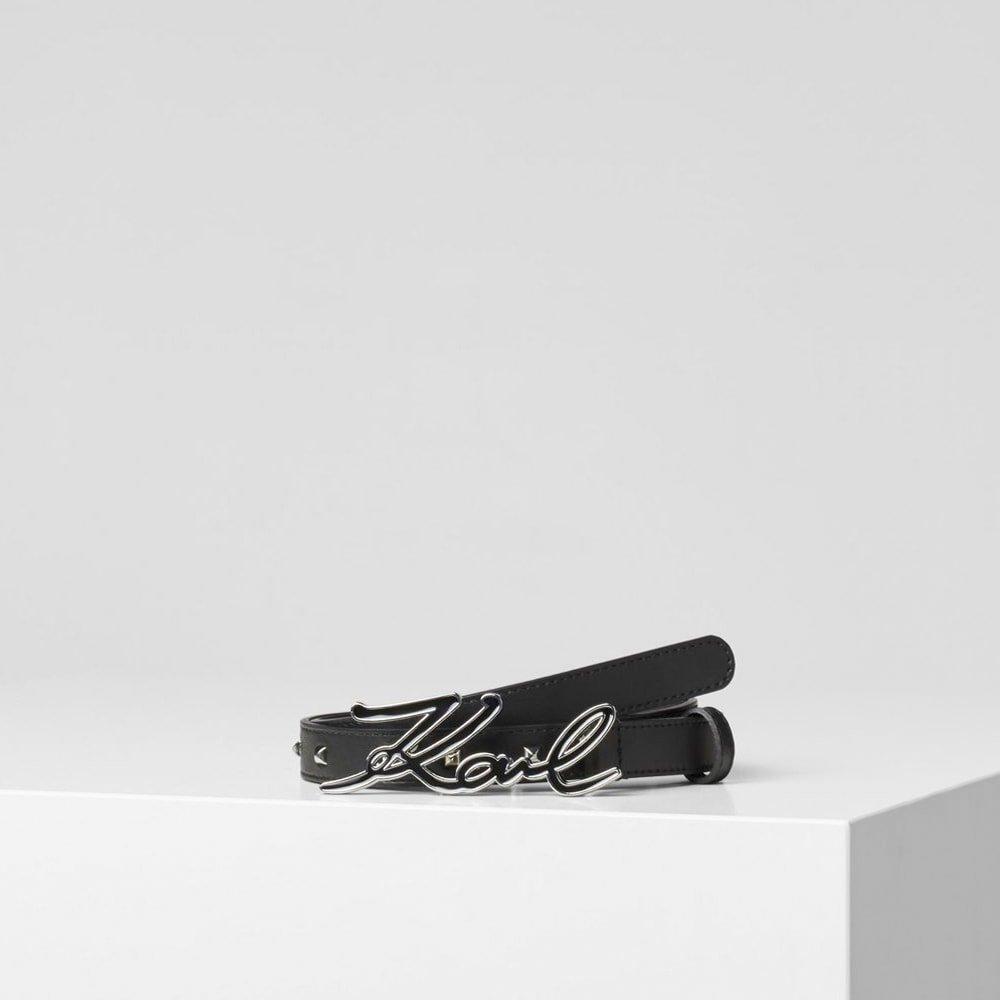 Cinturón tachuelas Karl Lagerfeld 96KW3196