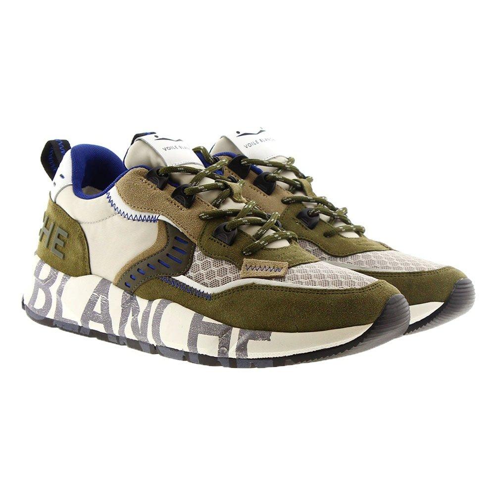 Zapato deportivo logo caballero Voile Blanche Club01