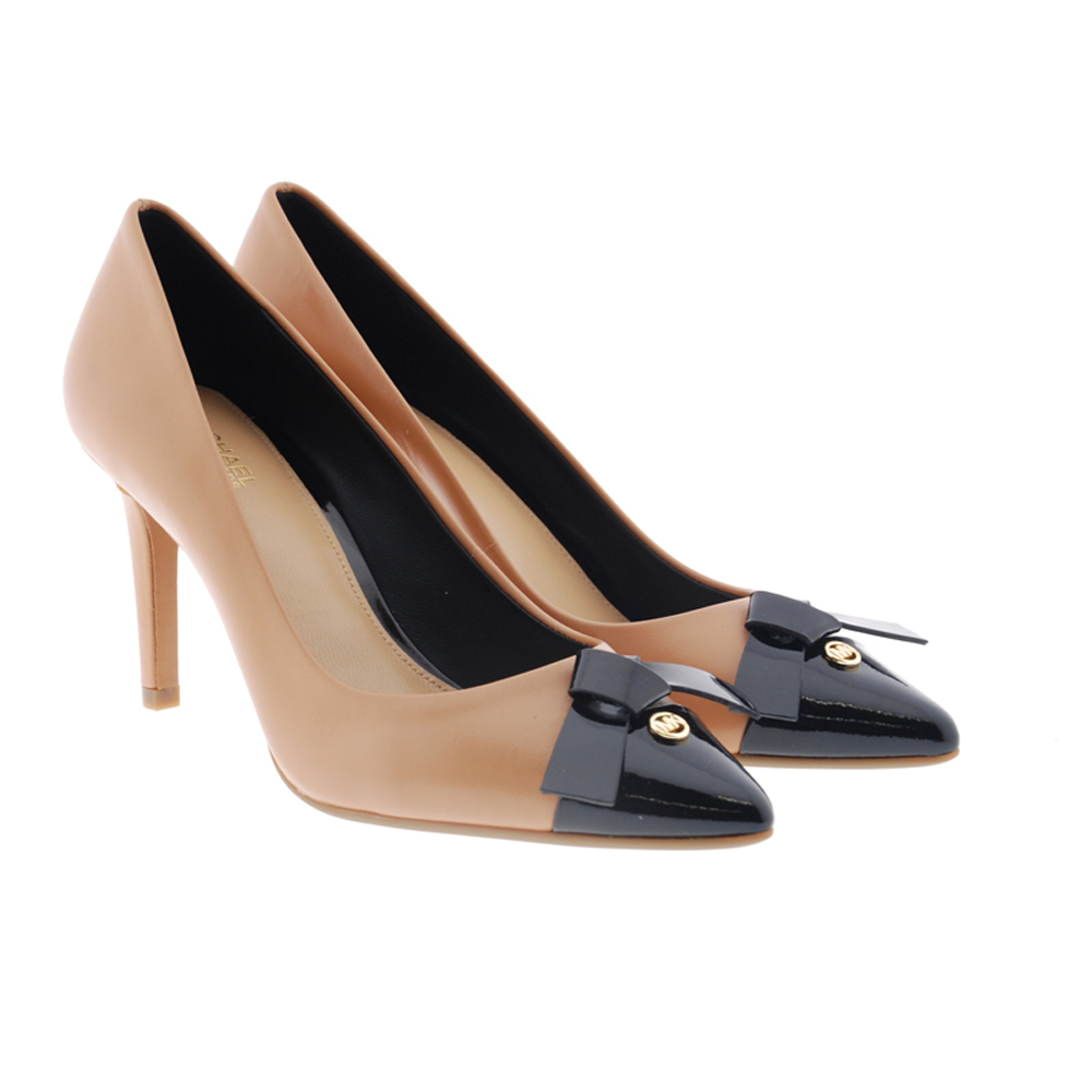 Michael Kors stiletto charol Mellie Pump