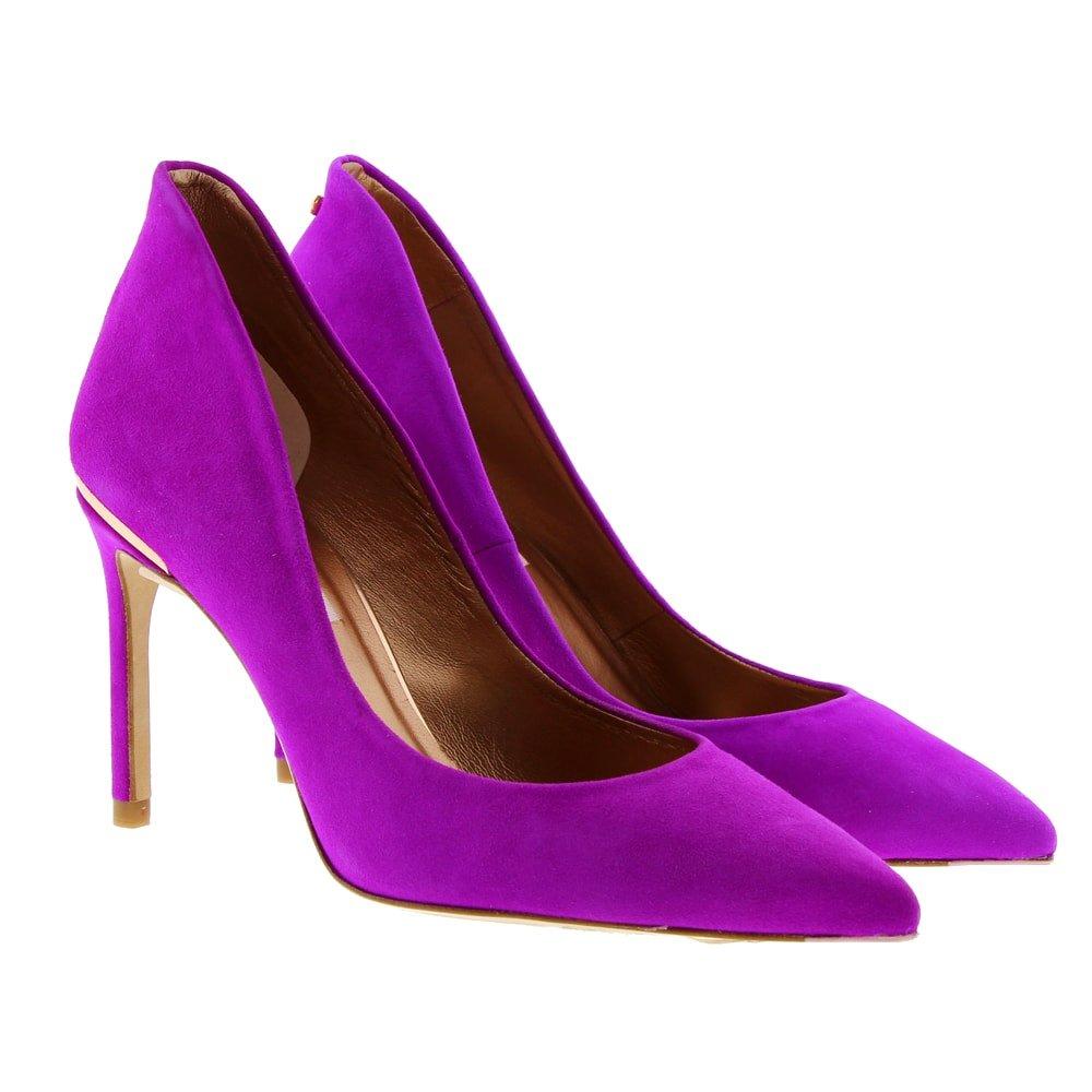Zapato stiletto punta fuxia Ted Baker Savio 2